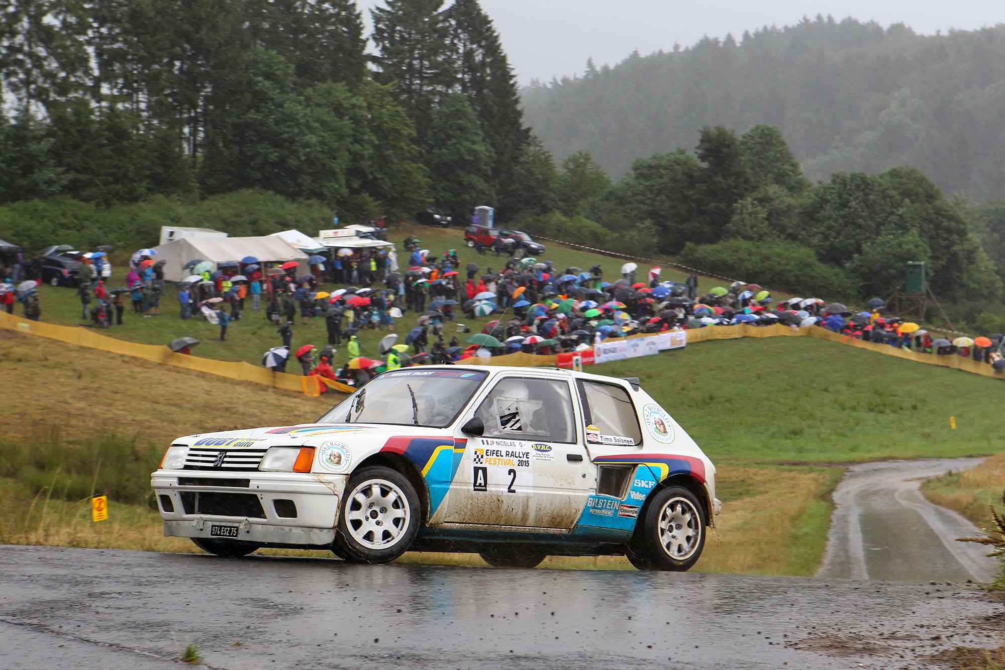 Press release 2018 05 Eifel Rallye Festival