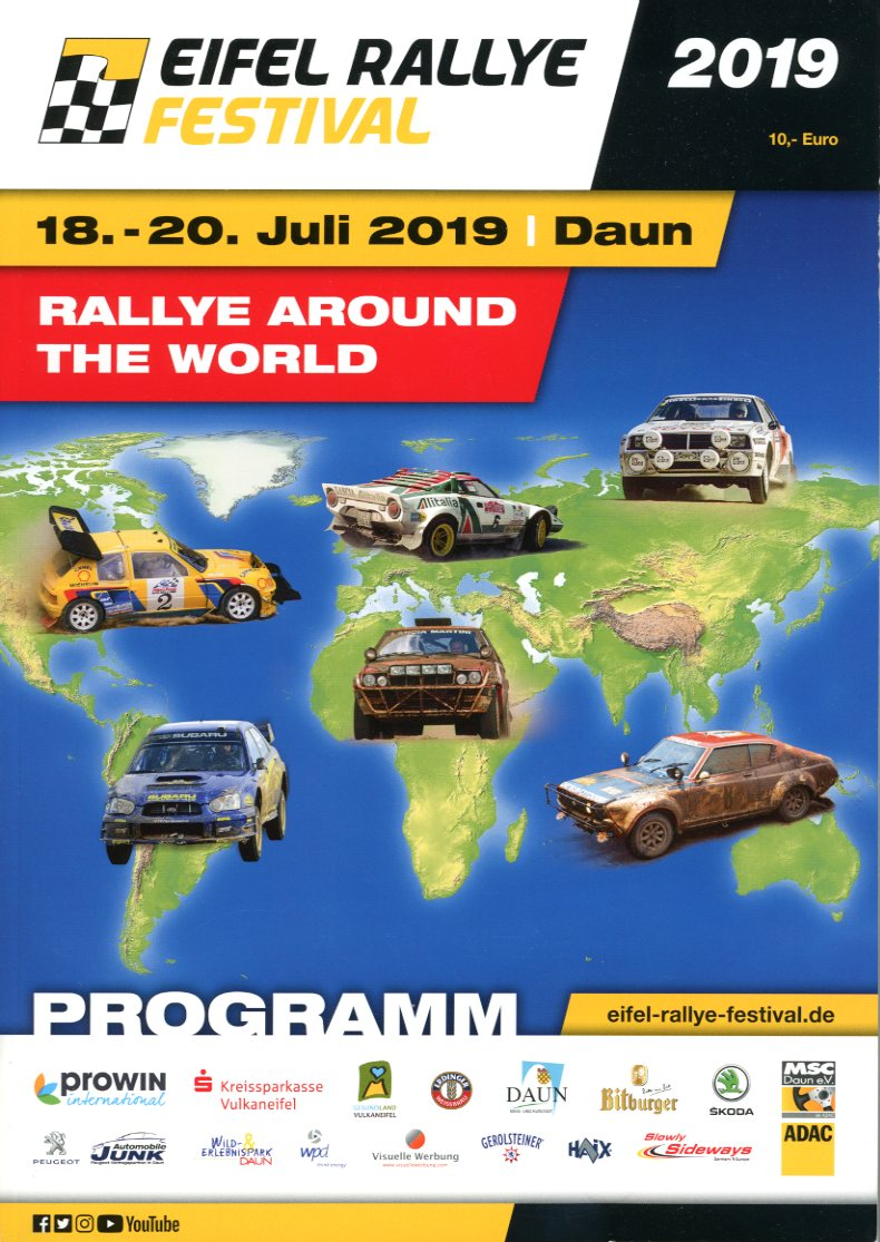 Eifel rallye festival 2020