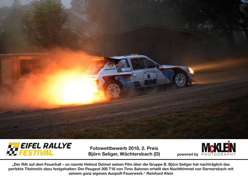 Rallye u bend